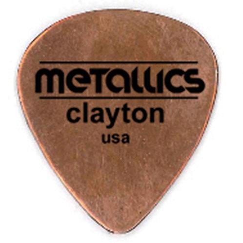 Clayton Metallics ~ Brass (3 Pack)