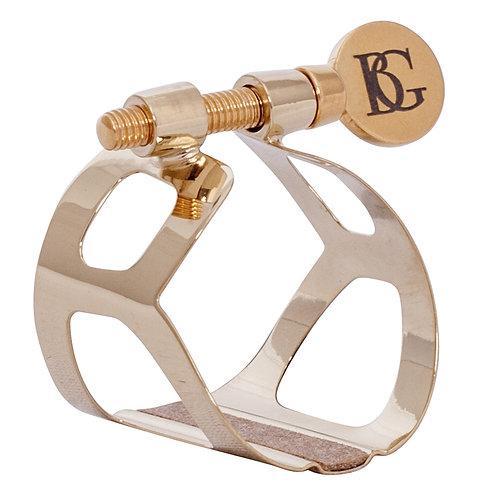 BG Traditional Ligature ~ Eb Clarinet ~ Gold Plated