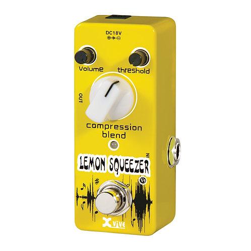 Xvive Lemon Squeezer Pedal