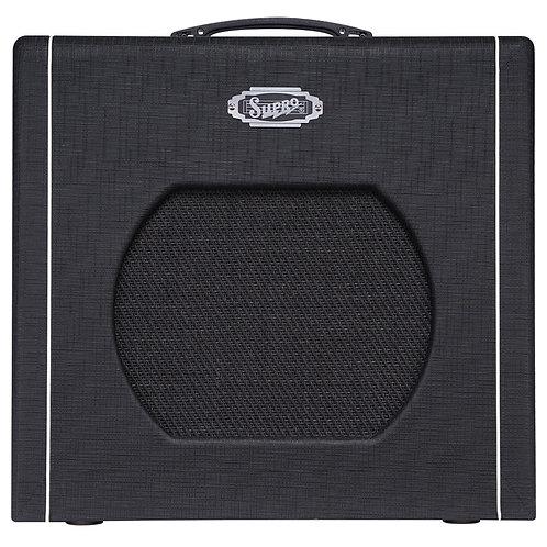 "Supro Blues King 12 ~ 1 x 12"" Reverb 15W Tube Amplifier"