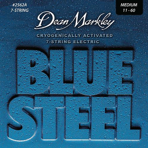 Dean Markley Blue Steel Electric Guitar 7 String Set Medium 11-60