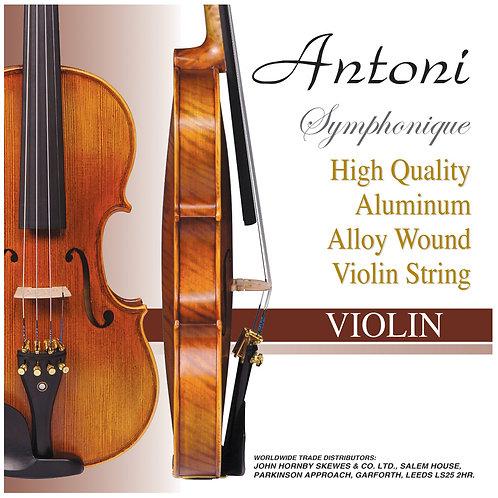 Antoni Symphonique Violin Strings
