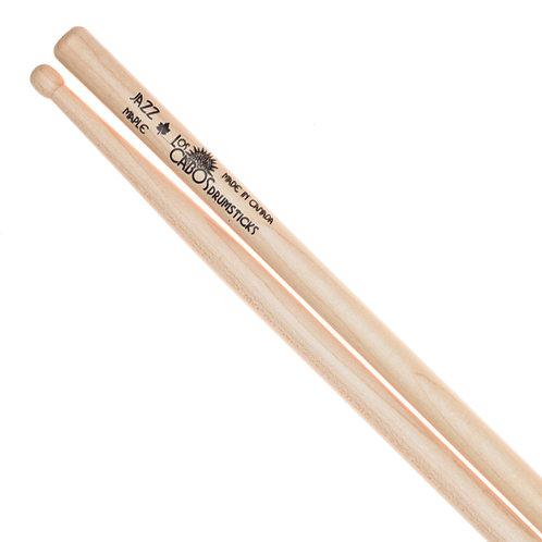 Los Cabos Jazz Maple Drumstick ~ Wood Tip