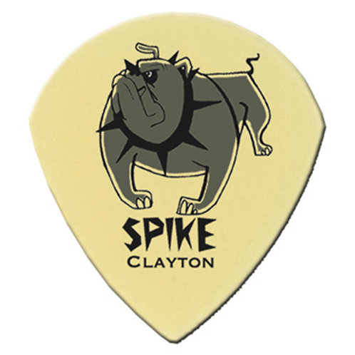 Clayton Spike Ultem Gold Sharp Teardrop .80MM (12 Pack)
