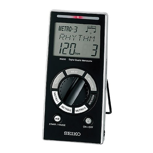 Seiko Digital High Performance Metronome