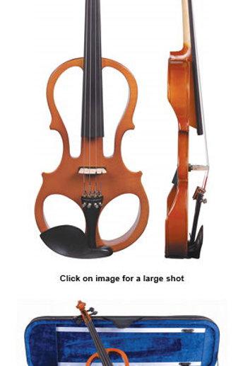 Antoni �Premiere� Electralin� Electric Violin Outfit ~ 4/4 Size