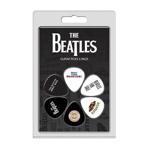 Perri's 6 Pick Pack ~ The Beatles Albums #1