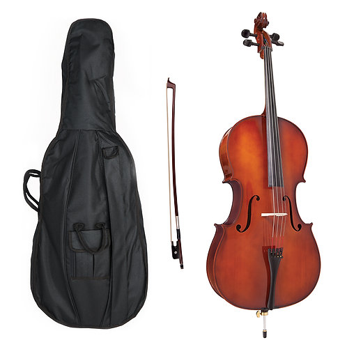 Antoni �Debut� Cello Outfit ~ 1/2 Size