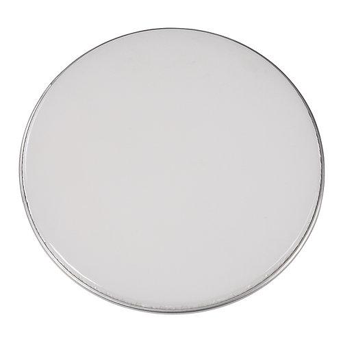 "Drum Tech Floor Tom Drum Head ~ 16"" White"