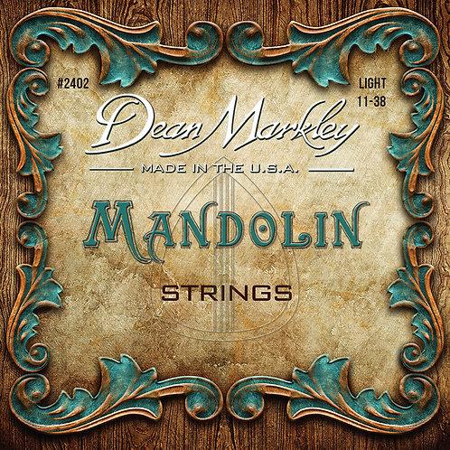 Dean Markley phos-bronze Mandolin Strings Light 11-38