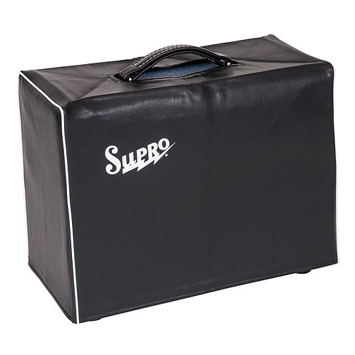 Supro Black Amp Cover ~ 1x10 combo