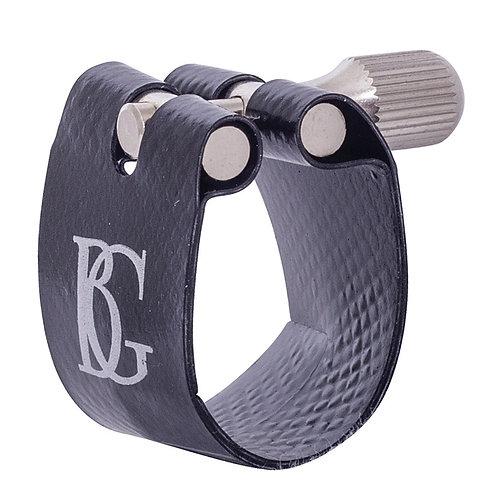 BG Flex Fabric Ligature ~ Bb Clarinet ~ Silver Plated