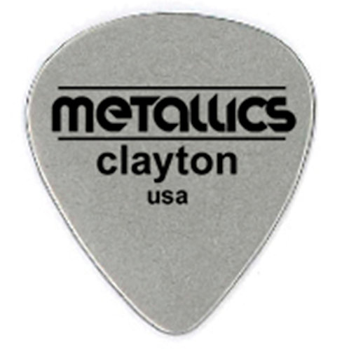 Clayton Metallics - Stainless Steel (3 Pack)