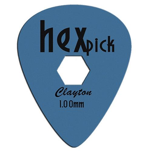 Clayton Hexpick Duraplax Standard 1.0mm (12 Pack)