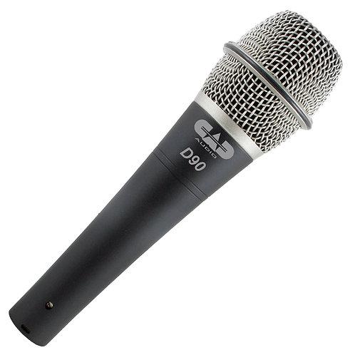 CAD Live D90 Premium Supercardioid Dynamic Handheld Microphone