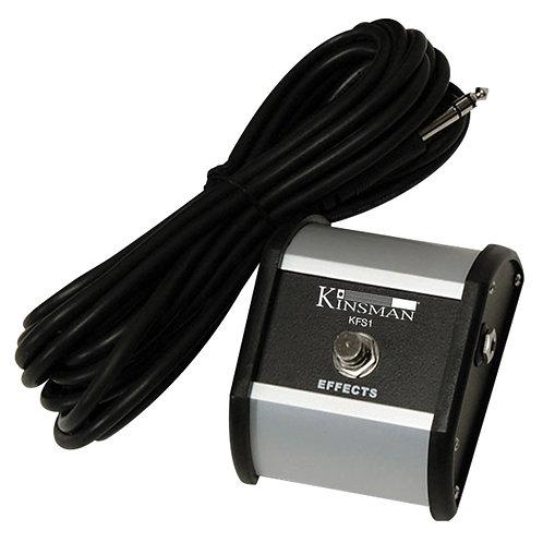 Kinsman KFS1 Footswitch - Single