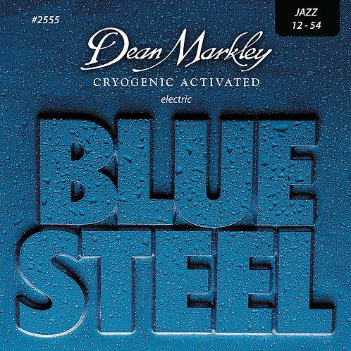 Dean Markley Blue Steel Electric Guitar Strings Jazz 12-54