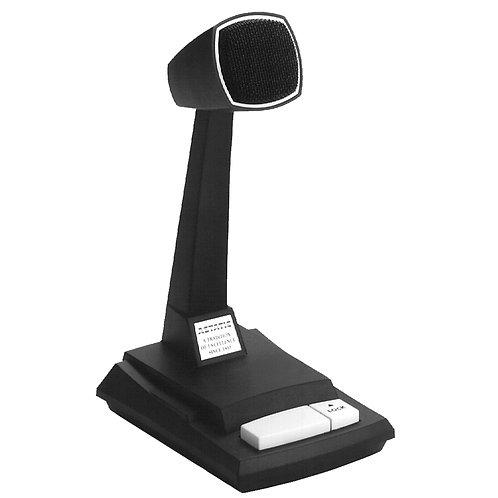 CAD Astatic Omnidirectional Dynamic Desktop Microphone ~ Push-to-Talk