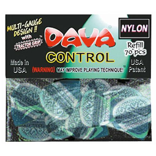 Dava 'Original Control' Nylon Picks � 36 Pack