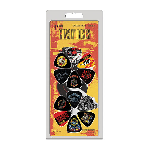 Perri's 12 Pick Pack ~ Guns 'N' Roses