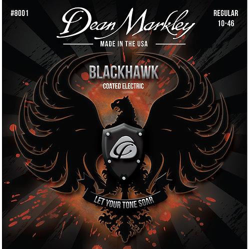 Dean Markley Blackhawk Coated Electric Strings Regular 10-46