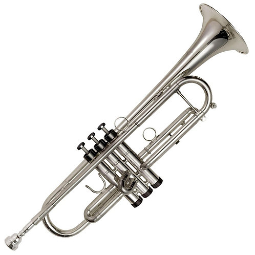 P. Mauriat 71 Bb Trumpet ~ Silver Plated
