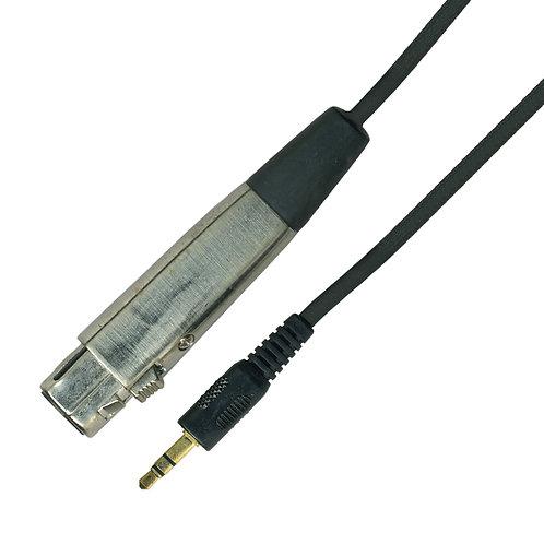 Kinsman Soundcard Audio Cable - STEREO-XLR - 10ft/3m