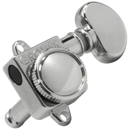 Grover 505 Series Rotogrip - Chrome