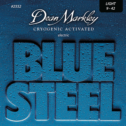 Dean Markley Blue Steel Electric Guitar Strings Set Light 9-42