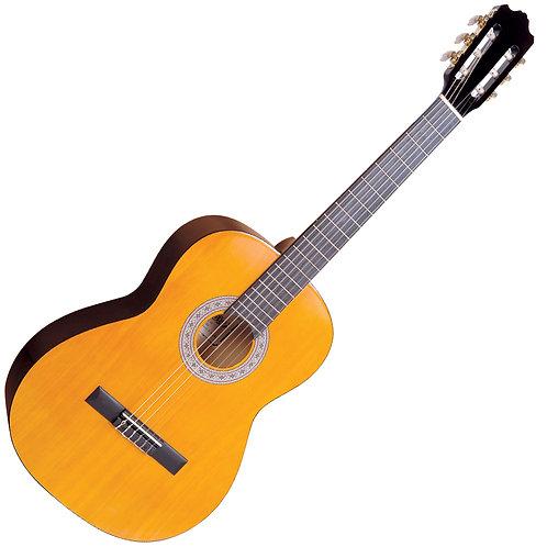 Encore 4/4 Size Classic Guitar ~ Natural