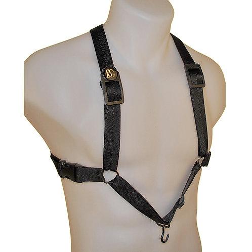 BG Bassoon Nylon Harness Shoulder Strap - Small