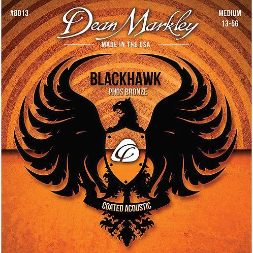 Dean Markley Blackhawk Coated Pure Bronze Medium 13-56