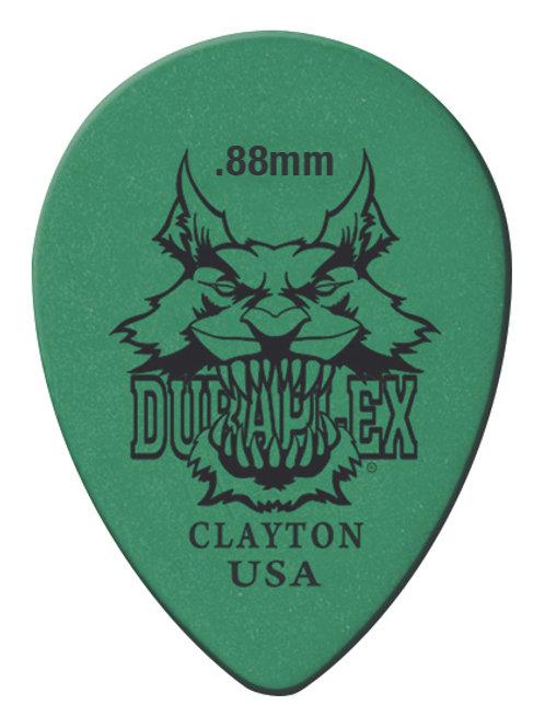 Clayton Duraplex Small Teardrop 0.88mm (72 Pack)