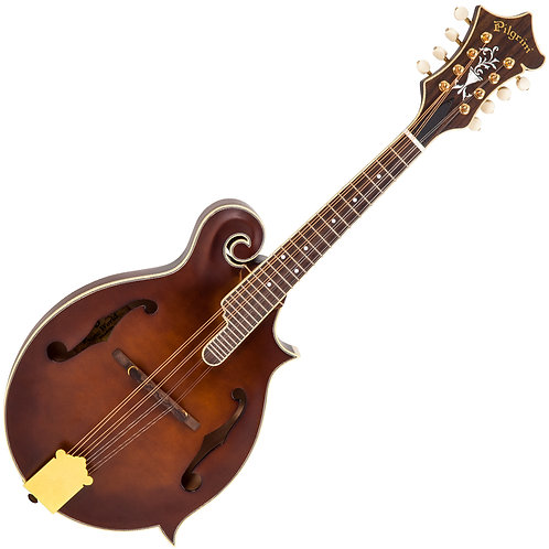 Pilgrim New World Mandolin ~ F style, F Hole