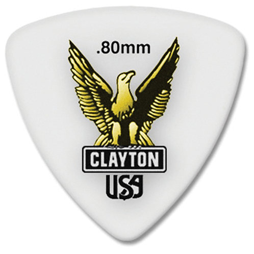 Clayton Rounded Triangle .80mm (12 Pack)