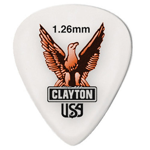 Clayton Acetal Standard 1.26mm (12 Pack)
