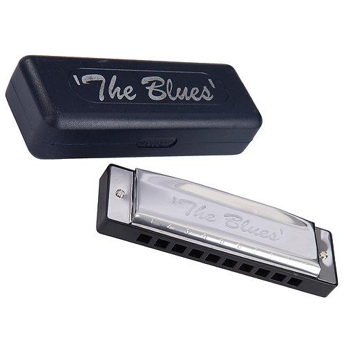 The Blues Harmonica 'G'