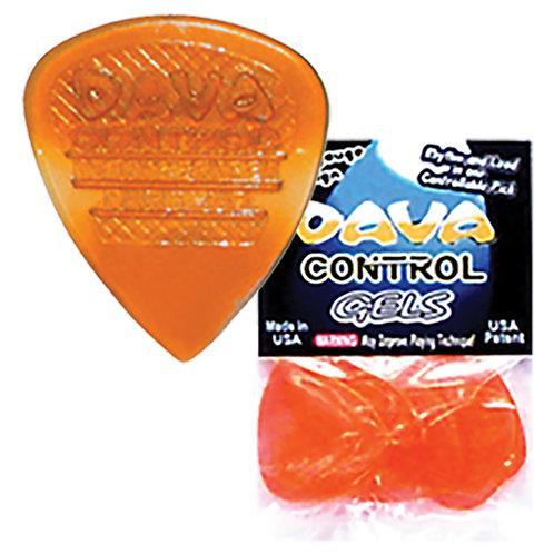 Dava 'Control Gels' Picks � 5 Pack
