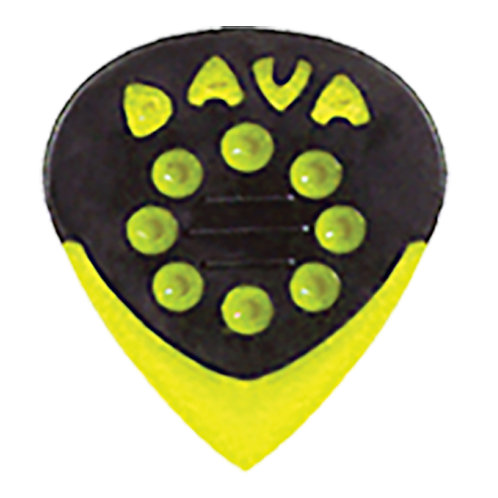Dava 'Jazz Grip' Nylon Picks � 36 Pack