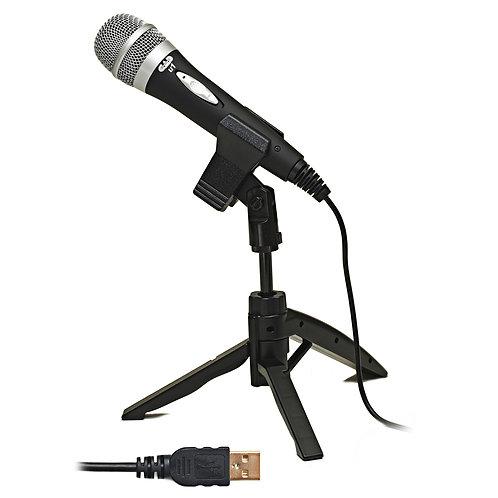 CAD USB Cardioid Dynamic Microphone