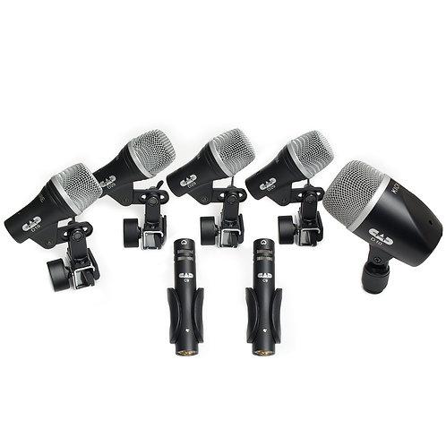 CAD 7 Piece Drum Microphone Pack