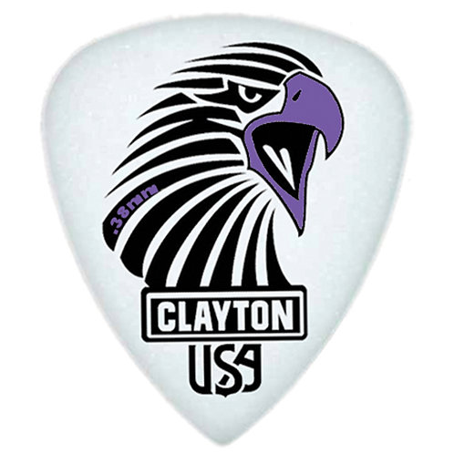 Clayton Acetal Sharp Standard .38mm (12 Pack)