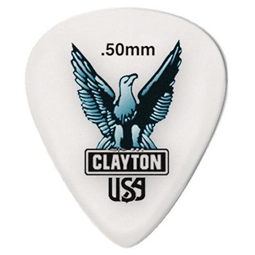 Clayton Acetal Standard .50mm (72 Pack)