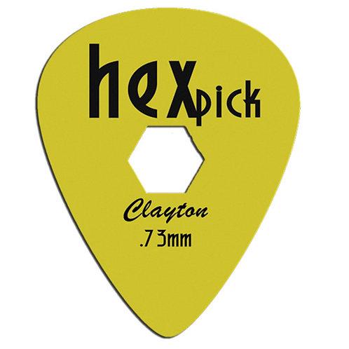 Clayton Hexpick Duraplax Standard .60mm (12 Pack)