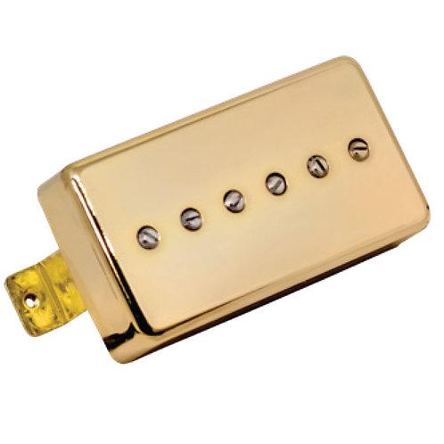 Supro Vistatone Pickup - Brushed Gold - Bridge