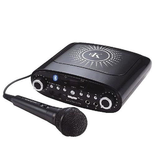Easy Karaoke EKG88 Bluetooth Karaoke Machine - Black