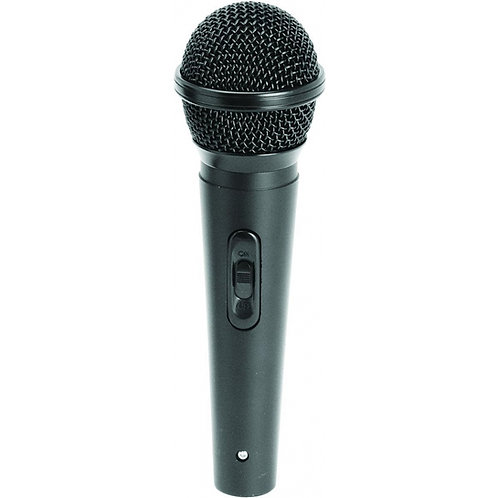On-Stage Low-Z Dynamic Vocal Microphone