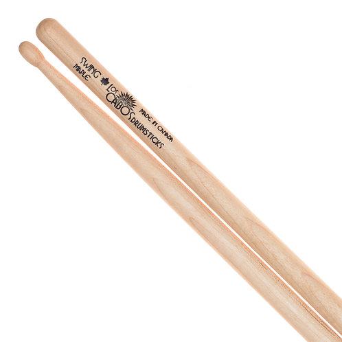 Los Cabos Swing Maple Drumstick ~ Wood Tip