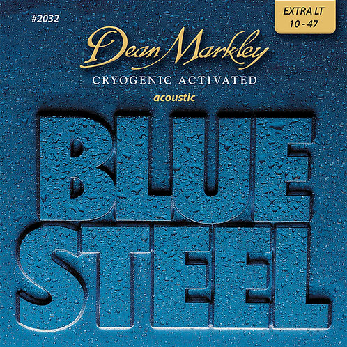 Dean Markley Blue Steel Cryogenic XL Extra Light 10-48