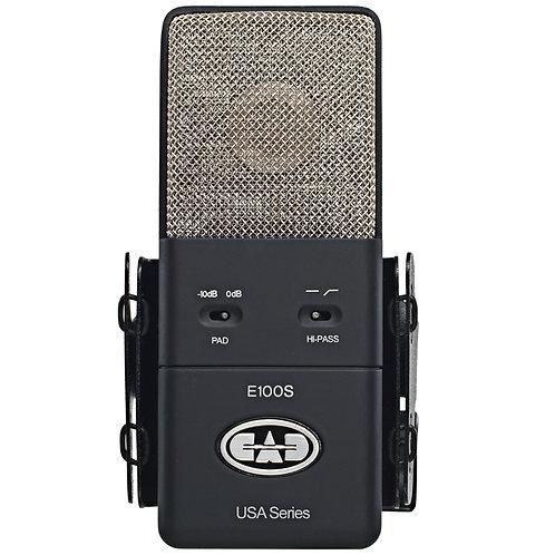 CAD Equitek E100S Large Diaphram Supercardioid Condenser Microphone